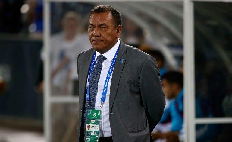 Huấn luyện viên Taboca tỏ ra lo sợ trước tinh thần của đội nhà