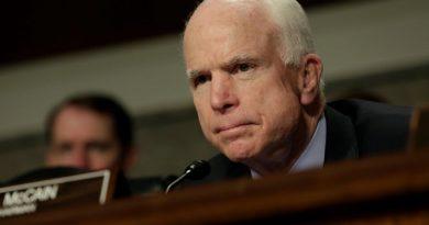 Thượng sĩ Mc Cain sẽ dùng mọi biện pháp để trừng phạt Nga