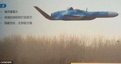 máy bay không người lái tránh được radar
