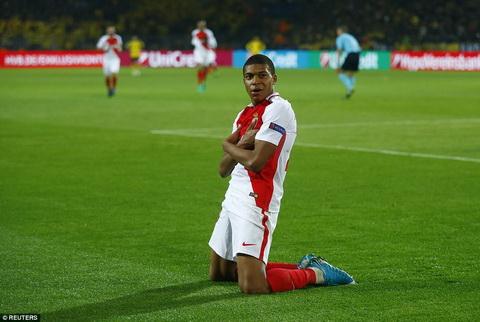Arsenal sắp chi  gần 100 triệu đô euro cho  Mbappe