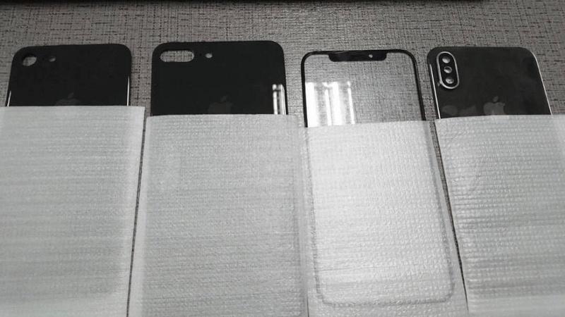 bo 3 iphone voi mau ma khac nhau