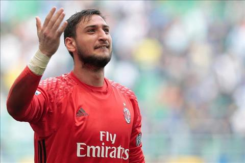 real muon co Donnarumma