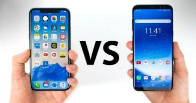 Tin công nghệ: Người Mỹ chuộng S8 hơn, còn người Hàn lùng iPhone X đến cháy hàng