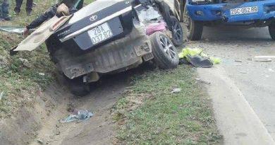 Tin tức xã hội: 4 người tử vong tại chỗ do tai nạn ô tô thảm khốc tại Sơn La