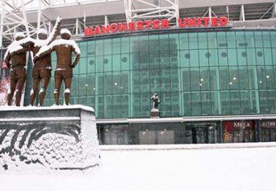 Derby Manchester có thể bị hoãn vì… thời tiết xấu