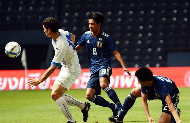 U23 Nhật Bản vs U23 Palestine