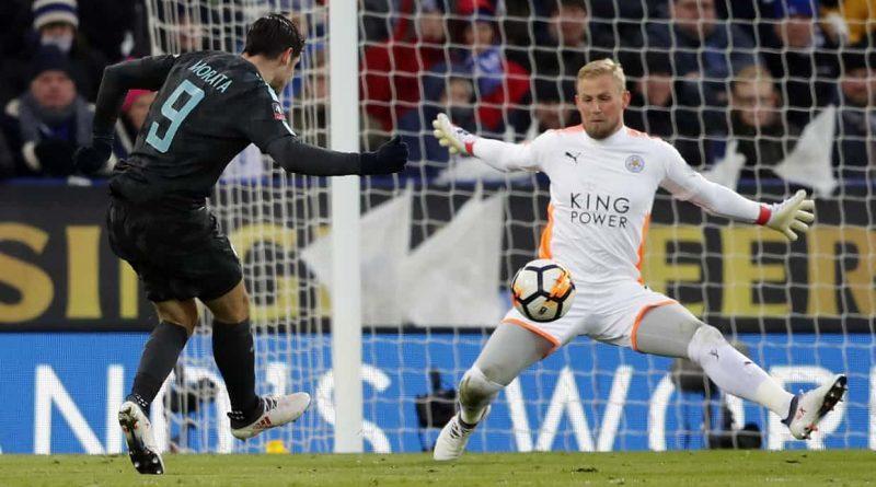 Morata ghi bàn trở lại