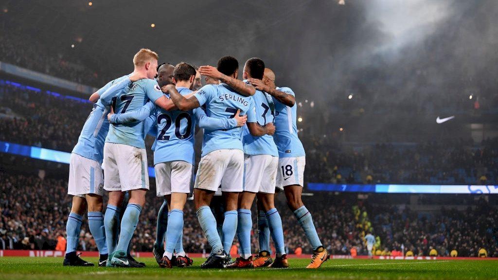 Man City xác lập kỷ lục tại world cup 2018