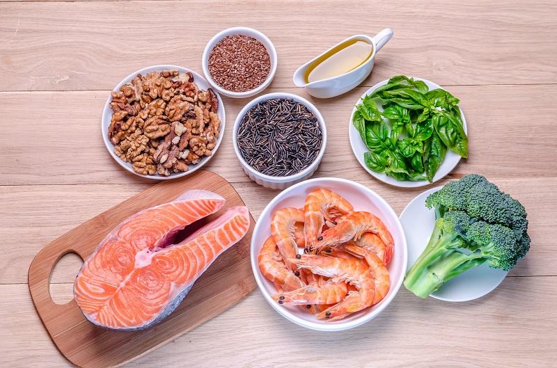 Chất béo omega 3 có vai trò giúp bảo vệ tim mạch và làm tăng trí nhớ