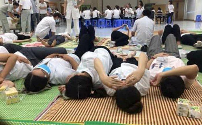 Hơn 50 công nhân nhập viện ở Quảng Ninh