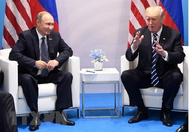 Cuộc họp Nga - mỹ diễn ra suôn sẻ