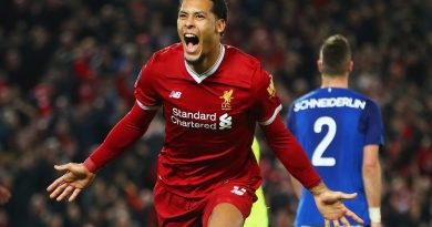 Van Dijk giúp hàng thủ Liverpool cải thiện đáng kể
