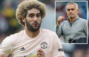 Fellaini rất tin vào Mourinho và một tương lai tươi sáng cho Man Utd
