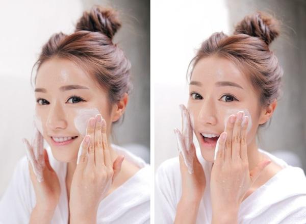 Hãy làm sạch da mỗi ngày nếu muốn có làn da trắng sáng căng mịn