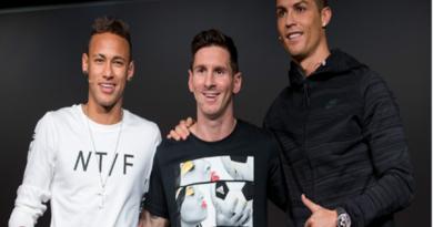 Neymar thần tượng Messi, ví Ronaldo là quái vật