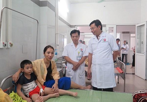 Hơn 220 bé mẫu giáo ở Hà Nội bị nhiễm khuẩn salmonella