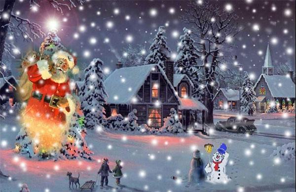 Giáng sinh xa người yêu hãy làm những điều mình thích