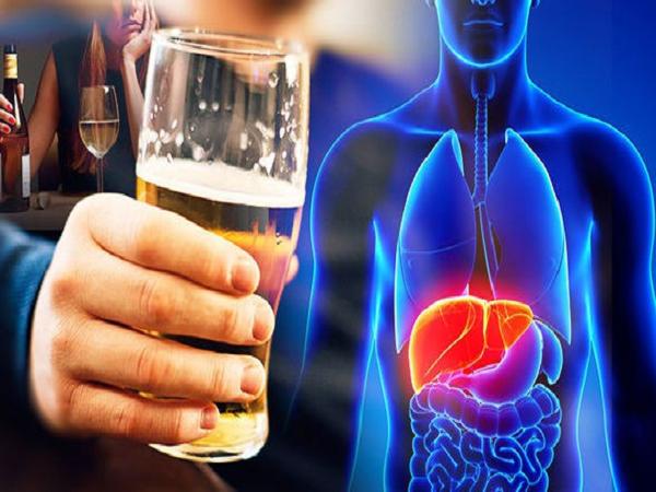 Có chế độ ăn uống, sinh hoạt hợp lý ngăn ngừa sự phát triển ung thư gan