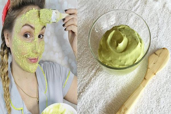 Dưỡng da tại nhà bằng mặt nạ bơ an toàn, hiệu quả nhanh chóng