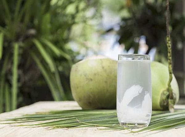 Tác dụng của nước dừa trong công thức làm đẹp