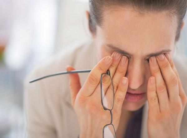 Cách khắc phục hội chứng mỏi mắt hiệu quả