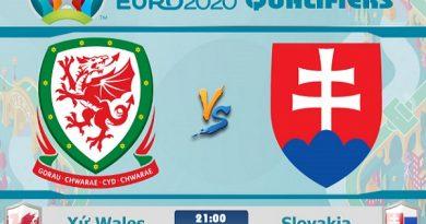 Soi kèo Wales vs Slovakia, 21h00 ngày 24/03