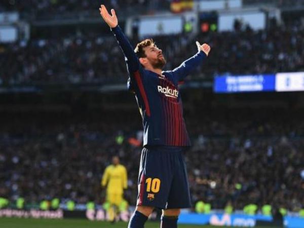 Barca tiến đến sát chức vô địch La Liga