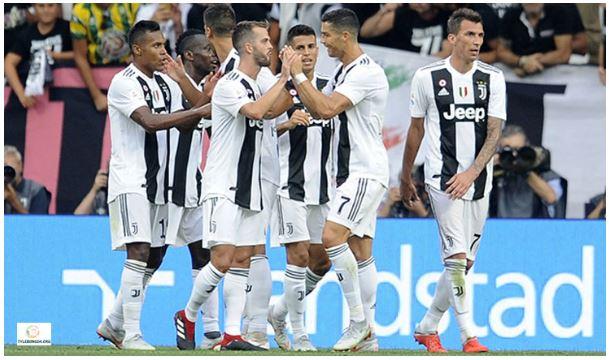 Soi kèo tỷ số nhà cái trận: Ajax vs Juventus, 02h00 – 11/04/2019
