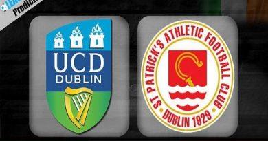 Nhận định UC Dublin vs St. Patricks, 1h45 ngày 29/06