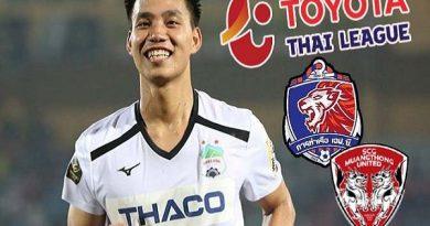 CLB Thái Lan để ý Hậu vệ Văn Thanh