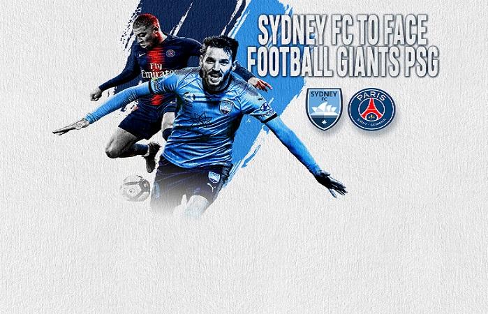 Dự đoán Sydney FC vs PSG, 19h00 ngày 30/07