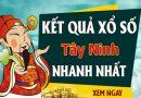 Soi cầu dự đoán XS Tây Ninh Vip ngày 21/01/2021