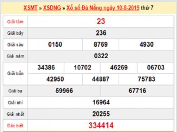 Soi cầu lô tô XSDN ngày 14/08 chính xác tuyệt đối