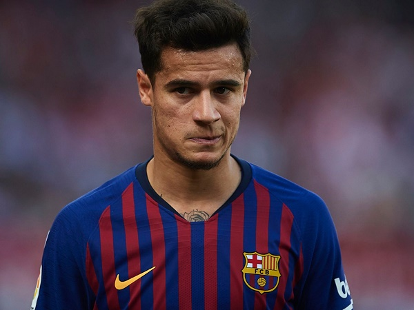 Người đại diện lên tiếng về tin đồn Coutinho rời Barca