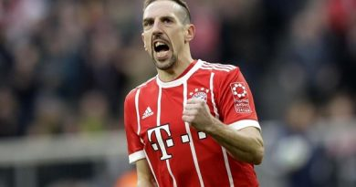 Ribery chuyển tới Serie A sau khi rời Bayern