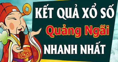 Dự đoán kết quả XS Quảng Ngãi Vip ngày 14/09/2019
