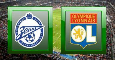 Soi kèo Zenit vs Lyon 0h55, 28/11 (Champions League)