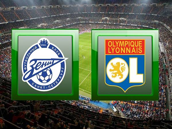Soi kèo Zenit vs Lyon 0h55, 28/11 (Champions League)