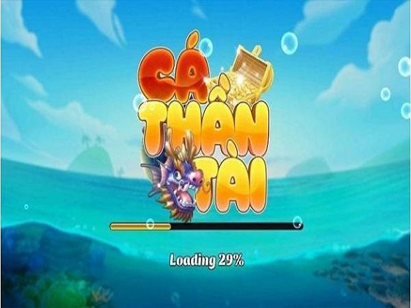 Cá Thần Tài – Game bắn cá siêu khủng, đổi thưởng siêu nhanh
