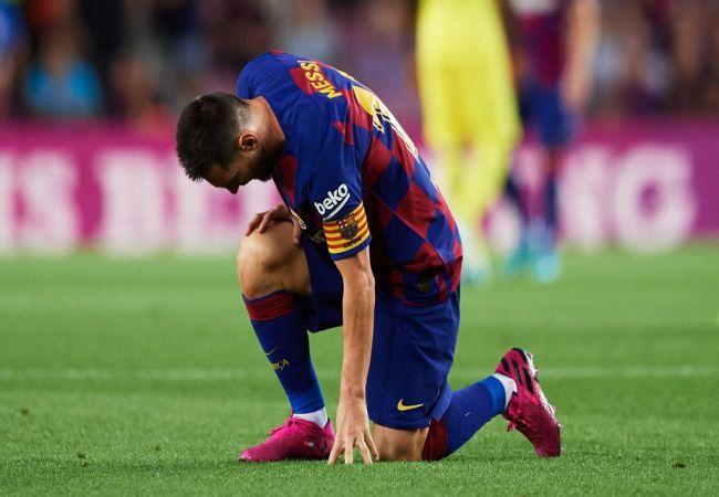 Barca đang tự đánh mất hình ảnh của mình khi gặp nhiều vấn đề hậu trường.