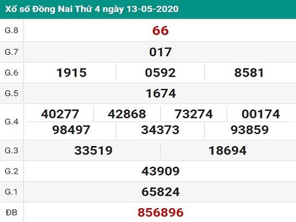 Các chuyên gia soi cầu KQXSDN- kết quả xổ số đồng nai ngày 20/05/2020