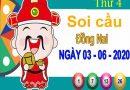 Soi cầu XSDN ngày 3/6/2020 – Soi cầu KQXS Đồng Nai thứ 4