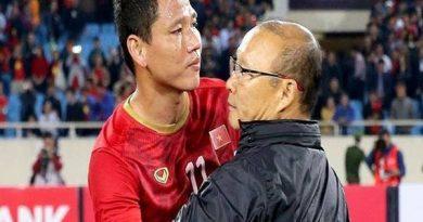HLV Park thuyết phục Anh Đức trở lại ĐT Việt Nam?