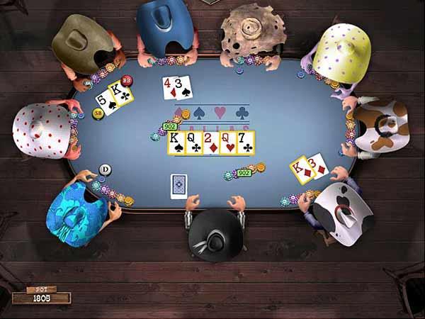 Những điều bạn chưa biết về bài Poker