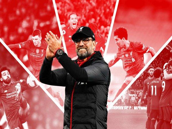 Liverpool vô địch NHA sự vĩ đại của J. Klopp