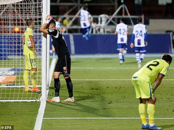 CLB thành Madrid mất suất dự cúp châu Âu vì VAR