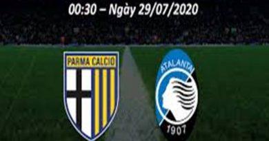 Nhận định bóng đá Parma vs Atalanta, 00h30 ngày 29/07