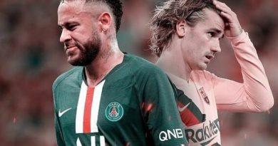 Tin bóng đá 18/8: Barcelona muốn đổi Griezmann để lấy Neymar