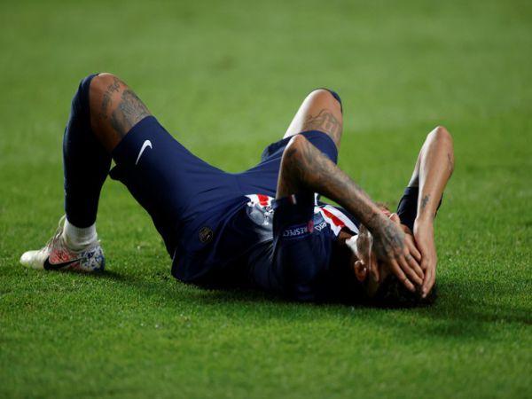 Tin bóng đá chiều 24/8: Thua Bayern ở Champions League, Neymar rơi lệ