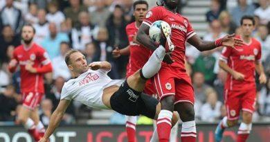 Nhận định bóng đá Derby County vs Cardiff, 02h45 ngày 29/10